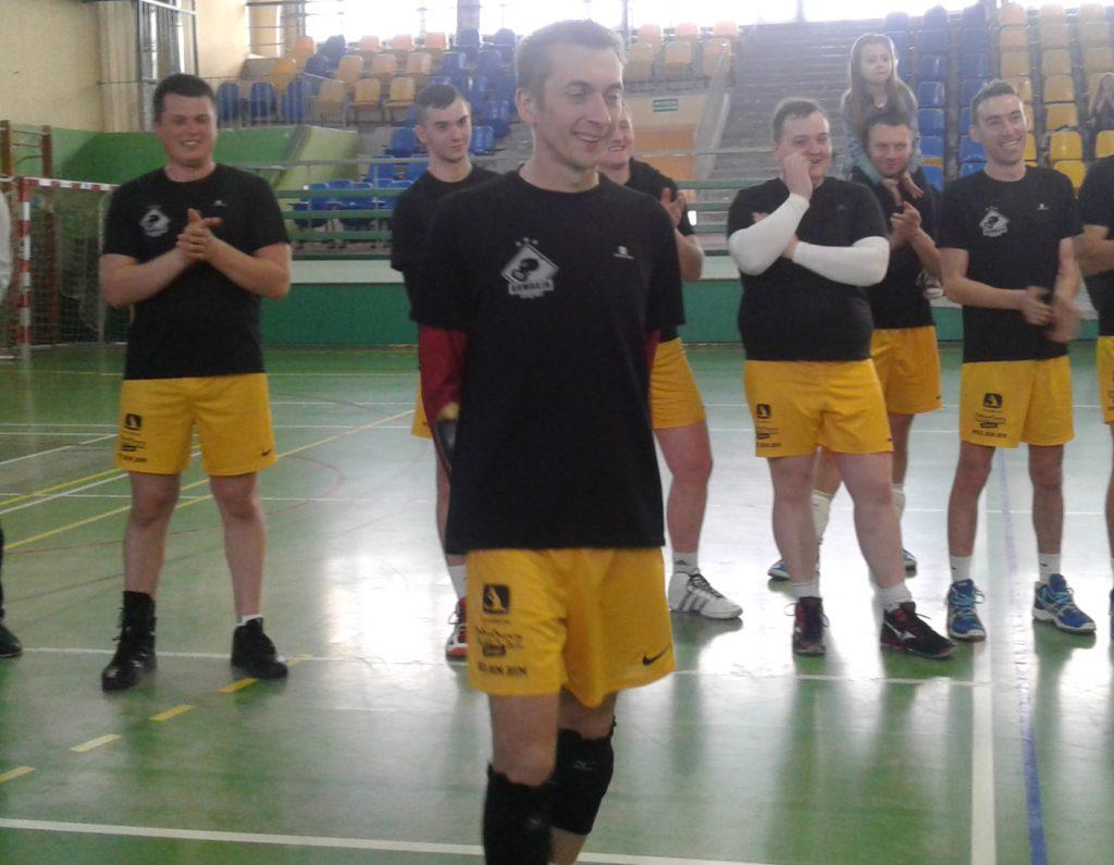 Przemysław Raszewski - najlepszy rozgrywający MALS