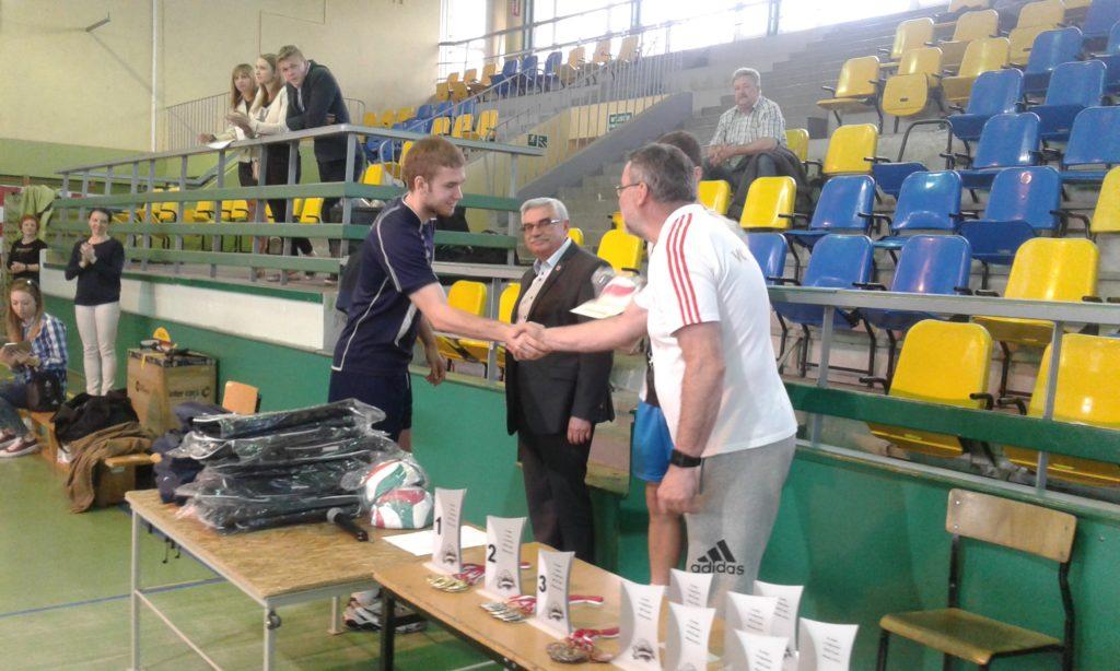 MVP rozgrywek został Emil Białecki